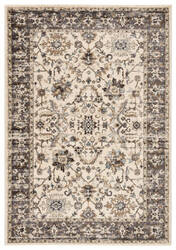 Jaipur Living Elysian Weiss Ely03 Ivory - Dark Gray Area Rug