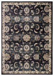 Jaipur Living Elysian Driscoll Ely08 Dark Gray - Beige Area Rug