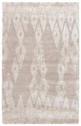 Jaipur Living Etho By Nikki Chu Mulberry Enk09 Pumice Stone - White Swan Area Rug