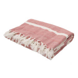 Jaipur Living Essential Throw Essen02 Ess04 Angora And Bruschetta