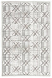 Jaipur Living Fables Carlyle Fb161 White - Dark Gray Area Rug