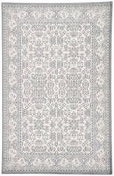 Jaipur Living Fables Regal Fb98 Light Gray - Plum Kitten Area Rug