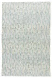 Jaipur Living Fusion Tangled Fn55 Vaporous Gray - Wrought Iron Area Rug