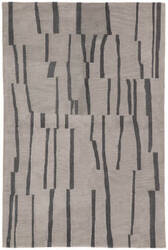 Jaipur Living Fusion Sola Fn62 Light Gray - Dark Gray Area Rug