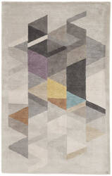 Jaipur Living Genesis Apex Ges01 Light Gray - Multicolor Area Rug