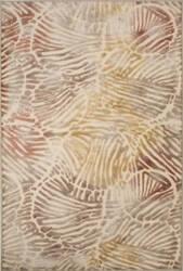 Jaipur Living Harper Micah Har07 Alabaster Gleam - Etruscan Red Area Rug