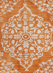 Jaipur Living Heritage Chantilly Hr06 Pumpkin Area Rug