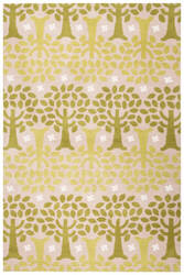 Jaipur Living Iconic By Petit Collage Trees Ibp01 Birch Area Rug
