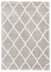 Jaipur Living Intermix Briscoe Int05 Light Gray - White Area Rug