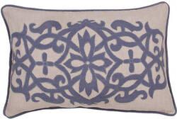 Jaipur Living Inspired By Jennifer Adams Pillow Jen02 Jai03 Creme Brulee