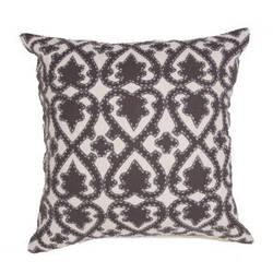 Jaipur Living Inspired By Jennifer Adams Pillow Jen03 Jai06 Creme Brulee