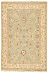 Jaipur Living Jaimak Kolos JM09 Sea Green/Dark Ivory Area Rug
