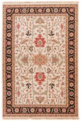 Jaipur Living Jaimak Margara Jm23 Dark Ivory / Ebony Area Rug