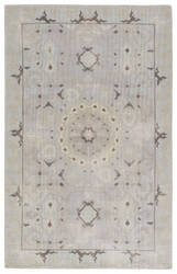 Jaipur Living Kai Modify Kai04 Smoke - Bungee Cord Area Rug