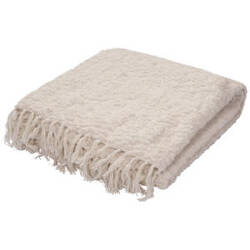 Jaipur Living Kinley Throw Kin-01 Kin03 Snow White