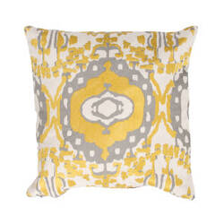 Jaipur Living En Casa By Luli Sanchez Pillow Encasa02 Lsc03 Honey
