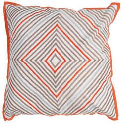 Jaipur Living En Casa By Luli Sanchez Pillow Encasa10 Lsc23 Elephant Skin