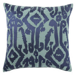 Jaipur Living En Casa By Luli Sanchez Pillow Roux Lsc36 Indigo - Teal Area Rug