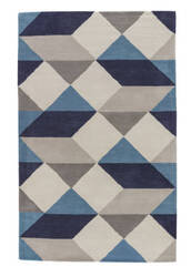 Custom Jaipur Living En Casa By Luli Sanchez Tufted Ojo Lst17 Turtledove - Wild Dove Area Rug