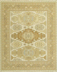 Jaipur Living One Of A Kind Makt-99 Dark Ivory - Ginger Brown Area Rug