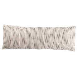 Jaipur Living Mercado Pillow Linnean Mco02 White - Gray