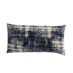 Jaipur Living Mercado Pillow Holi Mco05 Indigo - Gray
