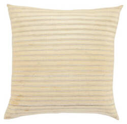 Jaipur Living Mandarina Pillow Metal-07 Mdr18 Almond Buff - Silver