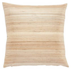Jaipur Living Mandarina Pillow Solid-01 Mdr27 Warm Sand - Major Brown