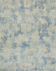 Jaipur Living Free Verse By Kavi Oyster - Medium Sky Blue 8' x 10' Rug