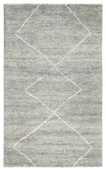 Jaipur Living Mina Renee Min01 Light Blue - Ivory Area Rug