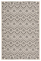 Jaipur Living Monteclair Laurel Moc01 Dark Gray - Cream Area Rug