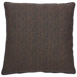 Jaipur Living Montparnasse Pillow Tabitha Mop02 Brown - Indigo Area Rug