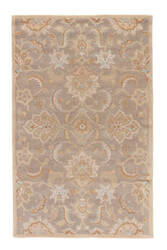 Jaipur Living Mythos Abers My14 Flint Gray - Putty Area Rug