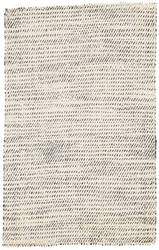 Jaipur Living Naturals Tobago Almand Nat26 White - Black Area Rug