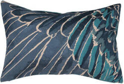 Jaipur Living National Geographic Home Collection Pillow Ng-04 Ngp08 Dragonfly