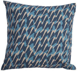 Jaipur Living National Geographic Home Collection Pillow Ng-08 Ngp20 Real Teal