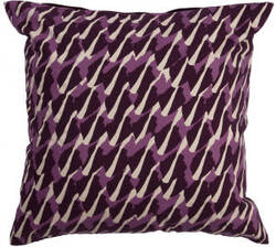 Jaipur Living National Geographic Home Collection Pillow Ng-08 Ngp21 Grape Wine