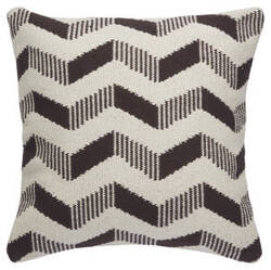 Jaipur Living National Geographic Home Collection Pillow Ng-30 Ngp47 Tobacco Brown