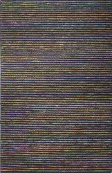 Jaipur Living Naturals Seaside Tango Nss03 Almond Buff - Peacoat Area Rug