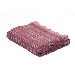 Jaipur Living Omaha Throw Om-01 Oma04 Raspberry Wine
