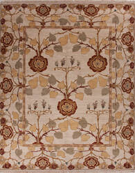 Jaipur Living Opus Tree Of Life Op25 Creamy White Outlet Area Rug