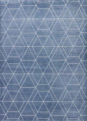 Jaipur Living Paulina Hype Pau02 Smoke Blue and Simply Taupe Area Rug