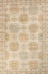 Jaipur Living Pendant Griffin Pen06 White Swan Area Rug