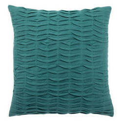 Jaipur Living Petal Pillow Pt02 Pet08 Green-Blue Slate