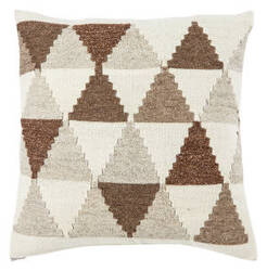 Jaipur Living Peykan Pillow Terzan Pey07 Turtledove - Goat