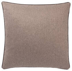 Jaipur Living Pilcro Pillow Rollins Plr02 Light Brown