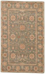 Jaipur Living Poeme Rennes PM05 Jadeite - Dark Earth Area Rug