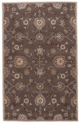 Jaipur Living Poeme Nantes Pm105 Seal Brown - Thyme Area Rug