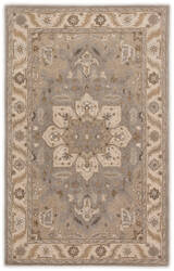 Custom Jaipur Living Poeme Orleans Pm131 Drizzle - Spray Green Area Rug