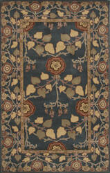 Jaipur Living Poeme Rodez Pm133 Balsam - Dried Herb Area Rug